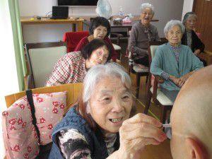 20150923花小金井でも敬老会を行ないました!14