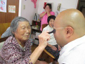 20150923花小金井でも敬老会を行ないました!16