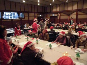 合同クリスマス会を行いました!