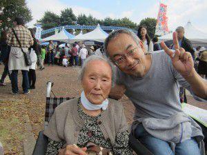 20151022練馬祭りが豊島園で開催されていたため、歩いて行ってきました♪3