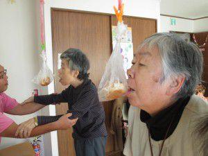 20151022花小金井では曜日対抗運動会を行っています