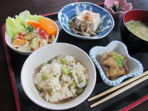 20150415お昼ご飯とおやつ7