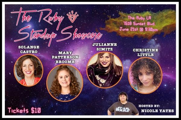 Ruby Standup Showcase June