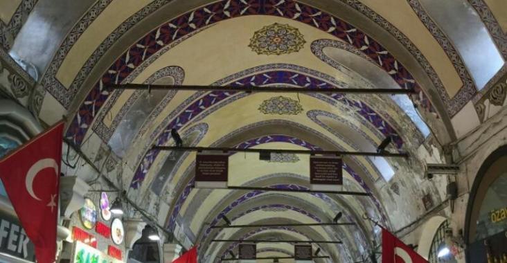 土耳其旅遊記事-有頂市集 @YA !野旅行-玩樂全世界
