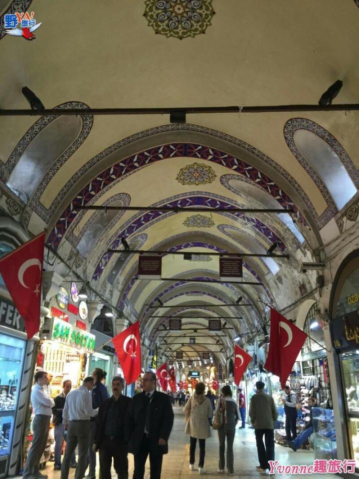 土耳其旅遊記事-有頂市集 @YA !野旅行-吃喝玩樂全都錄