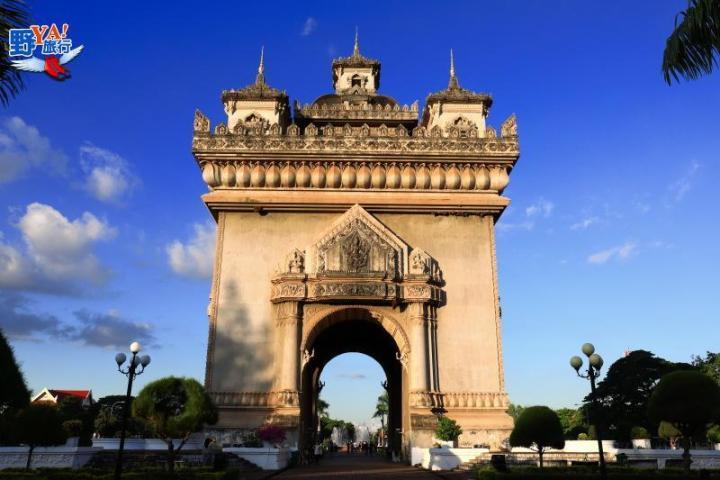 充滿法式殖民地風情的寮國首都-永珍(萬象) @YA !野旅行-吃喝玩樂全都錄