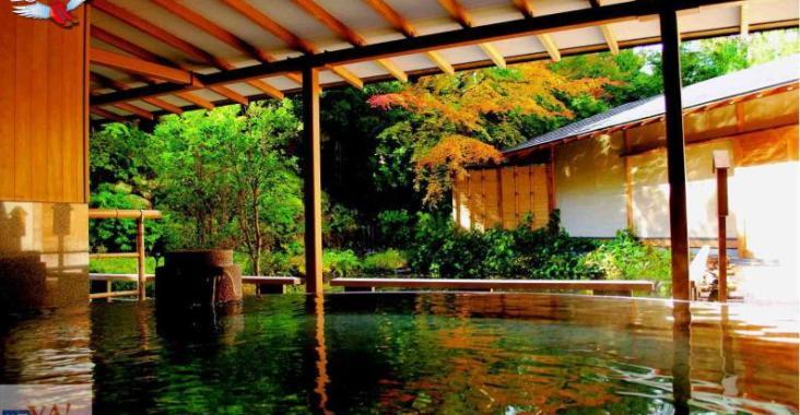 日本三大名湯秋保溫泉-新水戶屋 @YA 野旅行-陪伴您遨遊四海