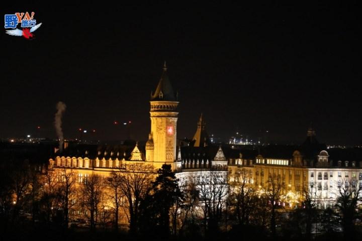 歐洲最有錢的小國-盧森堡聖誕市集 @YA 野旅行-陪伴您遨遊四海