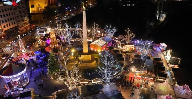 歐洲最有錢的小國-盧森堡聖誕市集 @YA !野旅行-玩樂全世界