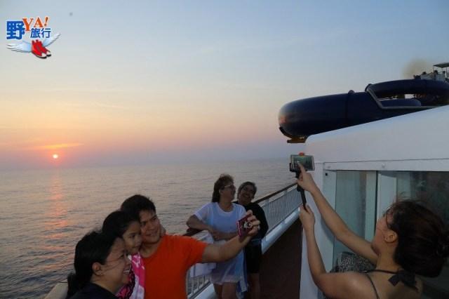 麗星郵輪處女星號【南中國海瑰寶之旅】正式啟航 @YA !野旅行-吃喝玩樂全都錄