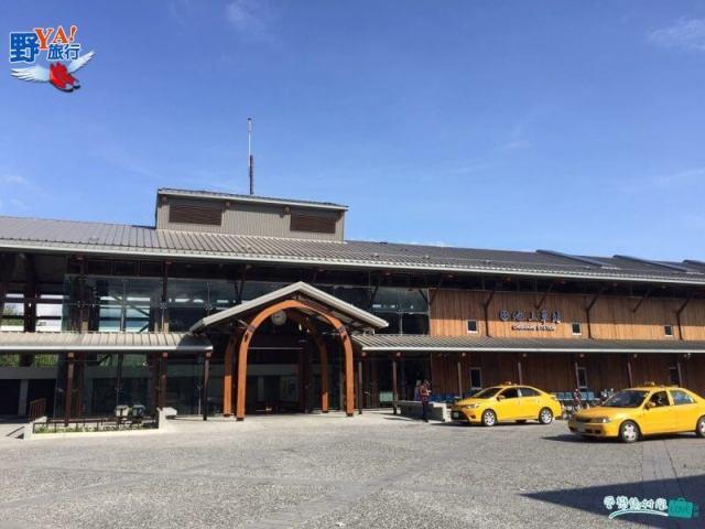 日式風格車站-池上 @YA !野旅行-吃喝玩樂全都錄