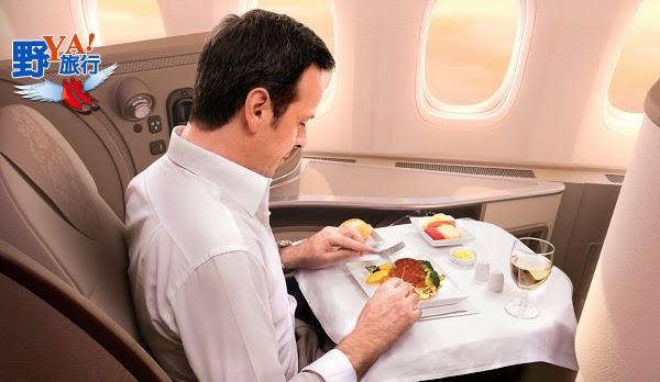 中國東方航空自5月9日起採用波音777-300ER機型執飛上海浦東航線 @YA !野旅行-吃喝玩樂全都錄
