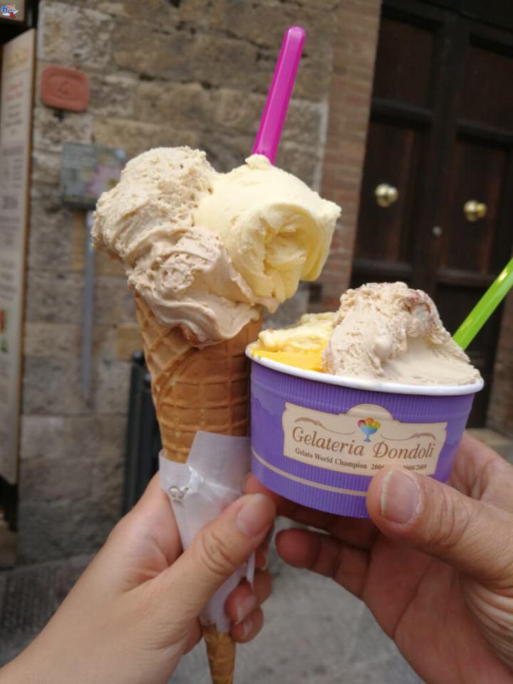 San Gimibnano 托斯卡尼中世紀山城 @YA !野旅行-吃喝玩樂全都錄