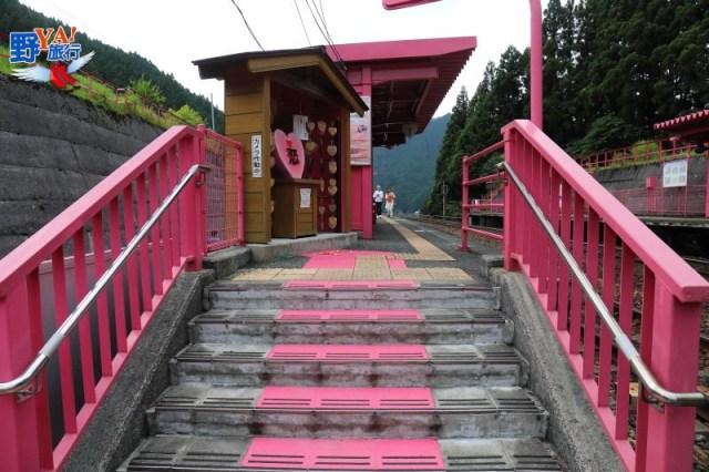 浪漫結緣之路-戀山形車站 @YA !野旅行-吃喝玩樂全都錄