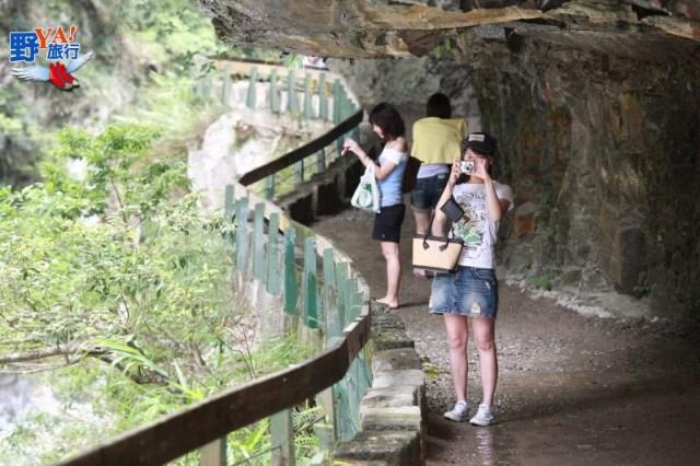 太魯閣最美的步道,即日起重新開放 @YA !野旅行-吃喝玩樂全都錄
