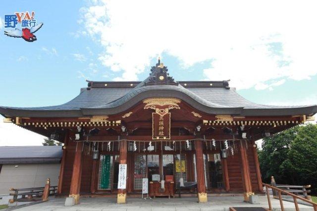 金秋北海道楓情萬種 物產豐饒的北國大地 @YA !野旅行-吃喝玩樂全都錄