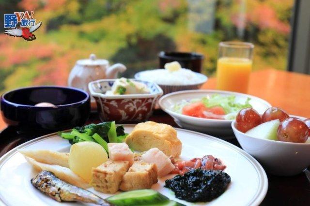 秋保瀑布賞楓,泡御湯品嚐會席料理 @YA !野旅行-吃喝玩樂全都錄