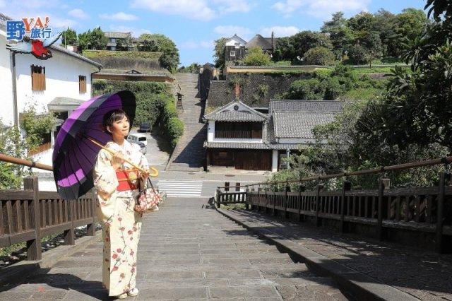 九州豐後路小京都,杵築城下町和服散策 @YA !野旅行-吃喝玩樂全都錄