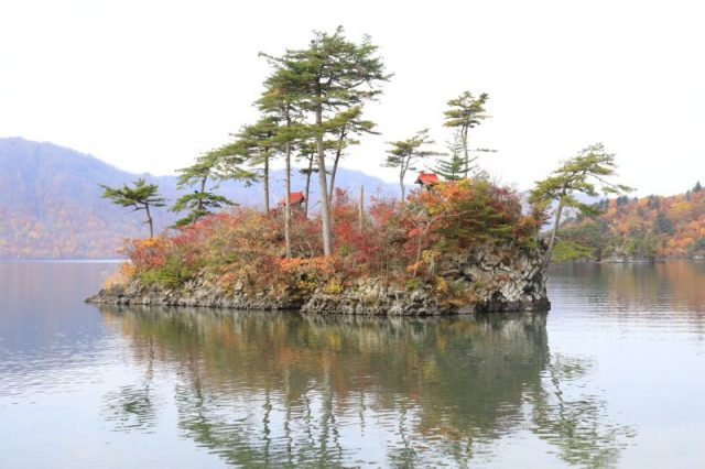 十和田湖賞楓 黑石溫泉泡湯嚐美食 @YA !野旅行-吃喝玩樂全都錄