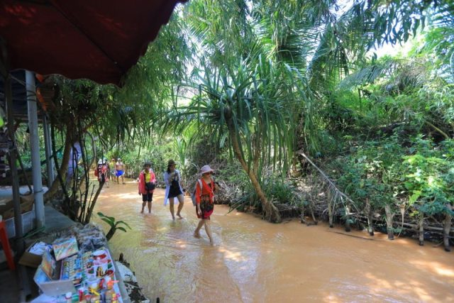 跟著越航玩越南,仙女溪喀斯特地貌新體驗 @YA 野旅行-陪伴您遨遊四海