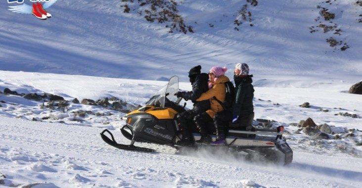 超過零下三十度的嚴寒挑戰,雪季的長白山天池 @YA 野旅行-陪伴您遨遊四海