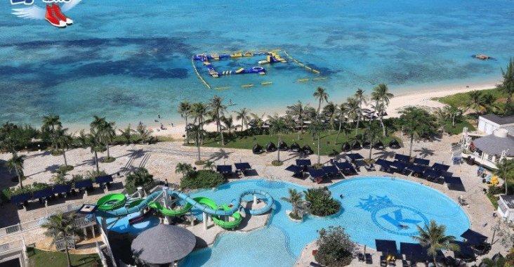 北馬里亞納夢幻七色海 塞班超五星飯店無敵海景 @YA !野旅行-玩樂全世界