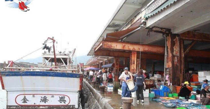 龜山島海鮮上岸 大溪漁港饕客最愛 @YA !野旅行-玩樂全世界