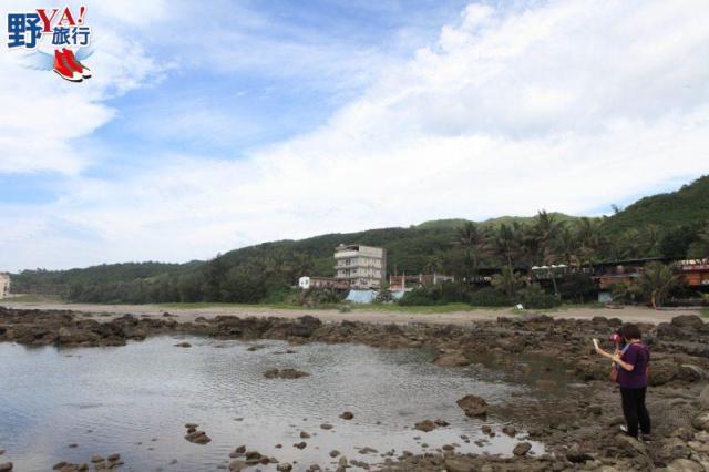 富山漁業資源保育區海洋生態步道啟用 @YA !野旅行-吃喝玩樂全都錄