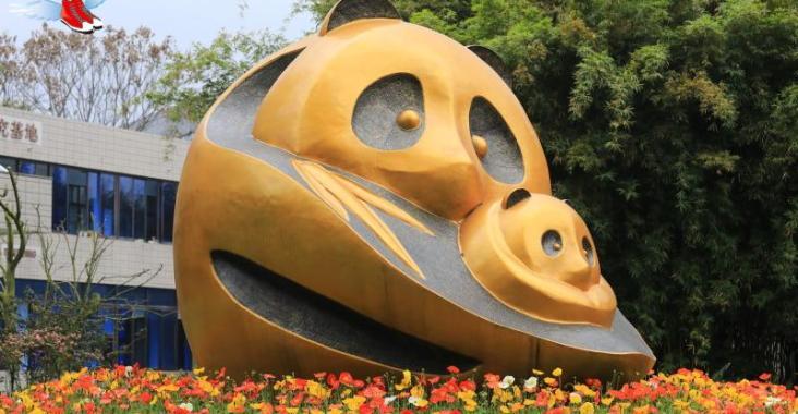 四川成都找尋可愛大熊貓 逛寬窄巷子、錦里古街品嚐特色小吃 @YA !野旅行-玩樂全世界