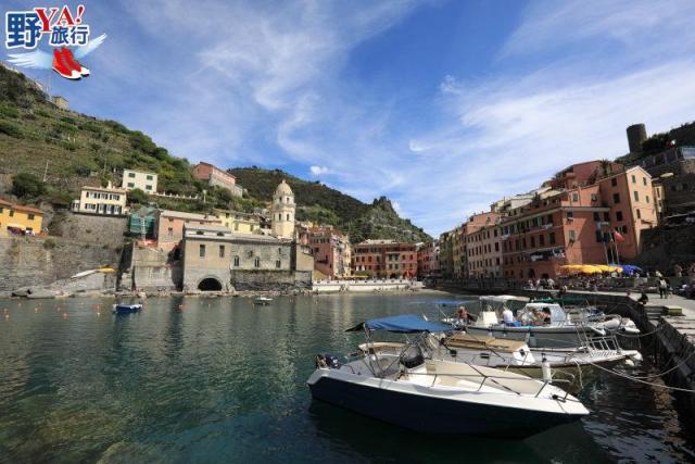 自駕悠遊古羅馬帝國 蔚藍地中海五漁村一日遊 @YA !野旅行-吃喝玩樂全都錄