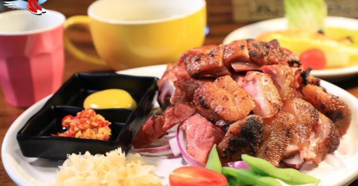 南寮漁港失落沙洲窯烤主題餐廳 @YA 野旅行-陪伴您遨遊四海