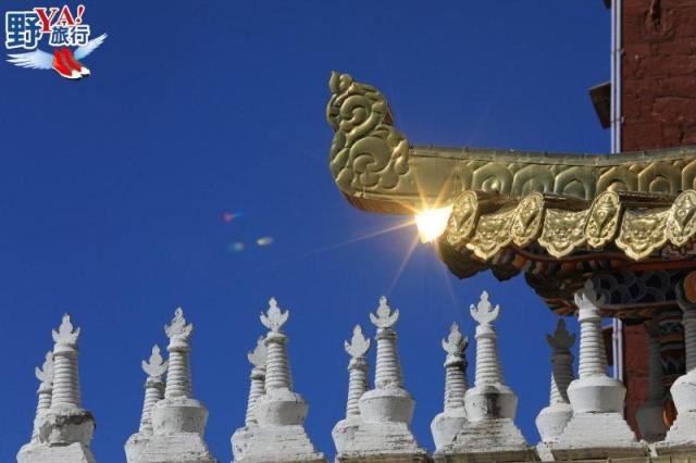 盡覽甘南藏族佛教傳奇 安多合作米拉日巴佛閣 @YA !野旅行-吃喝玩樂全都錄