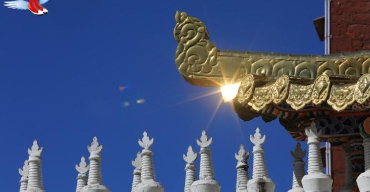 盡覽甘南藏族佛教傳奇 安多合作米拉日巴佛閣 @YA !野旅行-玩樂全世界