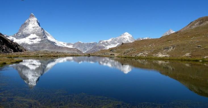 春遊阿爾卑斯山脈 徜徉瑞士高山花園勝景 @YA 野旅行-陪伴您遨遊四海