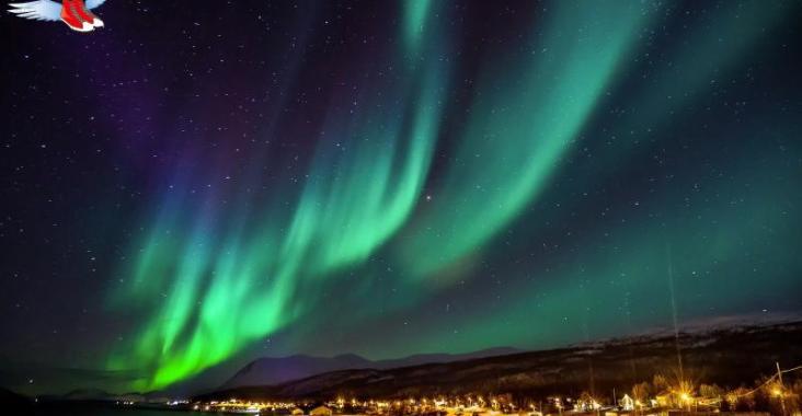 北歐極光圈極光倒數,躺在玻璃屋賞極光 @YA !野旅行-玩樂全世界