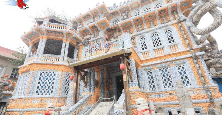 價值連城的瓷器博物館 天津瓷房子 @YA !野旅行-玩樂全世界
