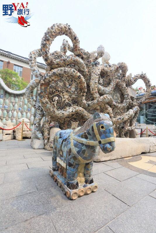 價值連城的瓷器博物館 天津瓷房子 @YA !野旅行-吃喝玩樂全都錄