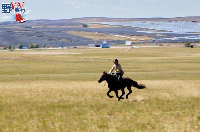 飽覽初夏大漠草原風光 內蒙騎馬、種樹、軟臥夜車初體驗 @YA !野旅行-吃喝玩樂全都錄