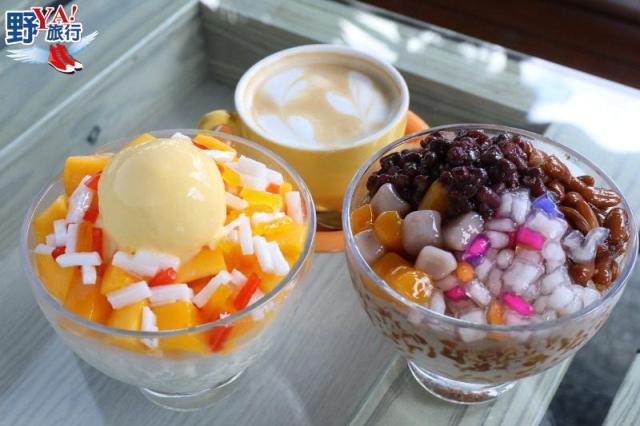花東縱谷炎夏呷涼 鳳林三立冰淇淋美味無法擋 @YA 野旅行-陪伴您遨遊四海