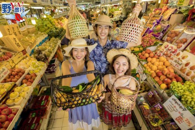 """泰國觀光局宣布""""2018泰國購物與餐飲天堂""""行銷活動盛大開幕 @YA !野旅行-玩樂全世界"""