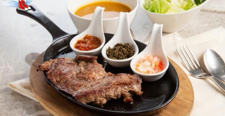 台灣‧台北|M&F深法廚房 慢火牛排VS.深夜裡的法國手工甜點 @YA !野旅行-玩樂全世界