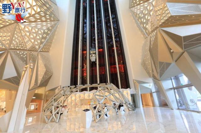 完美曲線澳門新地標 夢之神Morpheus摩珀斯酒店 @YA !野旅行-吃喝玩樂全都錄