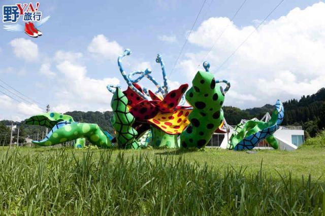 日本|新潟 越後妻有的藝術饗宴 2018新潟大地藝術祭 @YA 野旅行-陪伴您遨遊四海