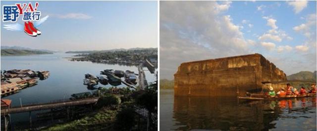 泰國|北碧 2018孟族水船節即將登場 @YA 野旅行-陪伴您遨遊四海