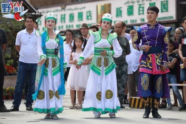 新疆|烏魯木齊 好逛好買的國際大巴扎淘空口袋終不悔 @YA !野旅行-玩樂全世界