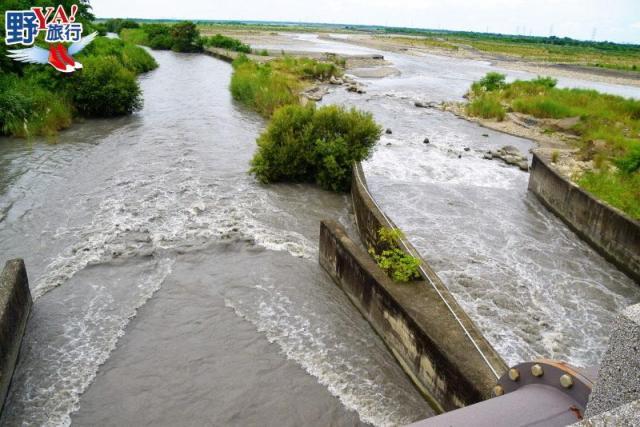 台灣 雲林 順著河流旅行趣  今年,《濁溪搶水文化節》充滿FUN @YA !野旅行-吃喝玩樂全都錄