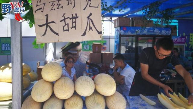 新疆 伊犁 來自中亞的魅力風情 伊犁邊城霍爾果斯口岸 @YA !野旅行-玩樂全世界