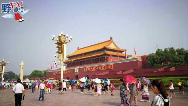 大陸|北京 跟著延禧攻略魏瓔珞逛紫禁城 @YA !野旅行-吃喝玩樂全都錄