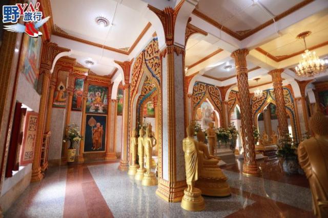 泰國|普吉 參拜泰南最大廟宇查龍寺 逛老街夜市享受普吉悠閒風情 @YA !野旅行-吃喝玩樂全都錄