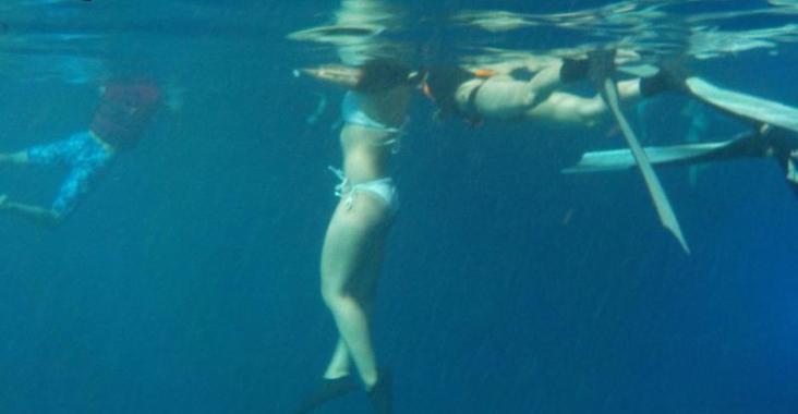 馬里亞納|塞班島 世上最容易抵達的藍洞-塞班GROTTO藍洞浮潛 @YA !野旅行-玩樂全世界